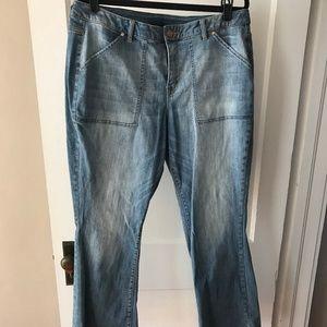 Lane Bryant Light Wash Jeans